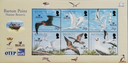 British Indian Ocean Territory 2006 Birdlife International S/S - Stamps