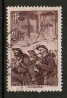 FRANCE   Scott # 343 VF USED (Stamp Scan # 441) - France