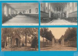 BELGIË Westmalle, Lot Van 43 Postkaarten. - Cartes Postales