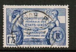 FRANCE   Scott # 332 VF USED (Stamp Scan # 441) - France