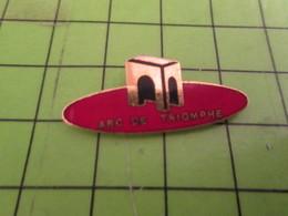 1617 Pin's Pins / Beau Et Rare / THEME AUTRES : ARC DE TRIOMPHE - Badges