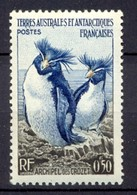 LOTE 1820  ///  (C030)  TAAF - 1956 - YVERT Nº: 02 *MN   ¡¡¡ OFERTA !!! - French Southern And Antarctic Territories (TAAF)