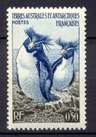 LOTE 1820  ///  (C030)  TAAF - 1956 - YVERT Nº: 02 *MN   ¡¡¡ OFERTA !!! - Tierras Australes Y Antárticas Francesas (TAAF)