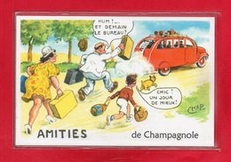 39-CPSM CHAMPAGNOLE - Champagnole