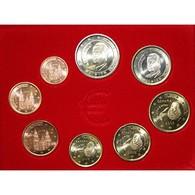 ESPAGNE - SERIE EURO 8 PIECES  2005 - SPL - Espagne