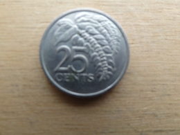 Trinite & Tobago  25  Cents  1984  Km 32 - Trinité & Tobago