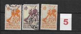 LOTE 1820  ///  (C010)  AOF - 1945- Tirailleurs Senegalais ¡¡¡ OFERTA !!! - A.O.F. (1934-1959)