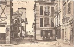 Dépt 64 - SAINT-JEAN-DE-LUZ - La Maison Eskerrenea - Saint Jean De Luz