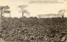 CAMEROUN(ERUPTION VOLCANIQUE) - Cameroon