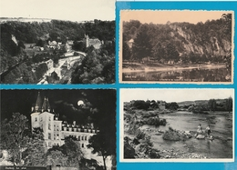 BELGIË Durbuy, Barvaux, Lot Van 40 Postkaarten. - Cartes Postales