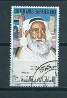 1975 VAE National Day Used/gebruikt/oblitere - Verenigde Arabische Emiraten