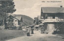 XCH.864.  Rue à Morgins-les-bains - VS Valais