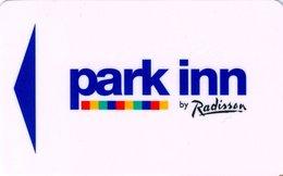 GERMANIA KEY  Radisson Park Inn - Hotel Keycards
