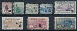 CK-193:FRANCE: Lot  Avec N°162/169* - France