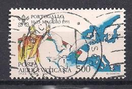 YT N° PA 92 - Oblitéré - Voyages De Jean-Paul II - Aéreo