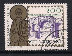 YT N° 767 - Oblitéré - Saint Damase - Vatican