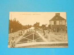45 ) Chailly - N° 6 - Canal Et Ecluse - Année  - EDIT- Ronsseau - France