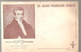 Buvard N°8 Les Grands Pharmaciens Français Le Pharmacien Antoine-Germain LABARRAQUE 1777-1850 - Chemist's