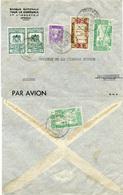 (e1020) Brief Syrien N. Emmenbrucke Schweiz - Syria