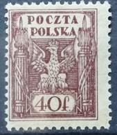 1921-1922 POLAND MLH Upper Silesia Gorny Slask Issue - 1919-1939 Republic