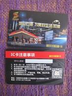 Oil Station Bonus Card - Phonecards