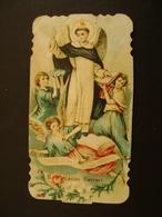 SANTO  VINCENZO FERRERI      IMAGE PIEUSES   SANTINO HOLY CARD  COME DA  FOTO - Devotion Images