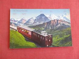 > Switzerland > Trolley Schynige Platte Bahn Ref 3129 - BE Berne