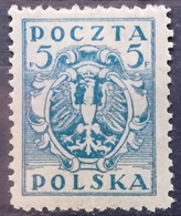 1921-1922 POLAND MH Upper Silesia Gorny Slask Issue - 1919-1939 Republic