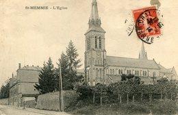 SAINT MEMMIE - France