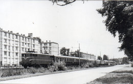 LORMONT ? - Train - Cliché J. Fournol (111073) - Frankreich