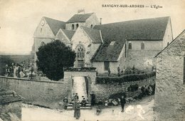 SAVIGNY SUR ARDRES - France