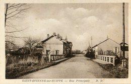 SAINT ETIENNE SUR SUIPPE - France
