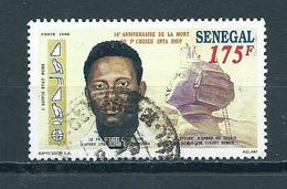 1996 Senegal C.A Diop 175F. Used/gebruikt/oblitere - Senegal (1960-...)
