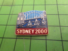 SP10 Pin's Pins / Beau Et Rare / THEME JEUX OLYMPIQUES : SYDNEY 2000 Mais Où Est Lulu ? - Olympic Games
