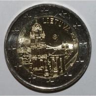 LITUANIE - 2 EURO 2017 - VILNIUS CAPITALE DE LA CULTURE - SUP / FDC - - Lituanie