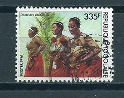 1996 Togo Dance 335F. Used/gebruikt/oblitere - Togo (1960-...)