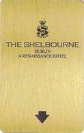 IRLANDA KEY HOYEL   RENAISSANCE  The Shelbourne - DUBLINO - Hotel Keycards