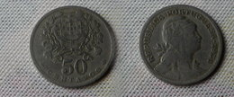 Portugal 50  Centavos 1931   Km#577 -  Ttb - Portugal
