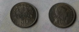 Portugal 50  Centavos 1966   Km#577  -  Ttb+ - Portugal