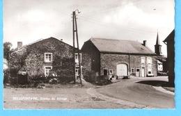 Bellefontaine (Bièvre-Prov.Namur)-+/-1960-Entrée Du Village-Edit.A.Smetz-->Epicerie Godfrin-Martin à Bellefontaine-Photo - Bièvre