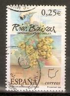 ESPAÑA 2002 EDIFIL 3909 USADO - 1931-Today: 2nd Rep - ... Juan Carlos I