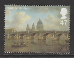 GB 2002 Bridges Of London 47 P Multicoloured SG 2312 O Used - 1952-.... (Elizabeth II)
