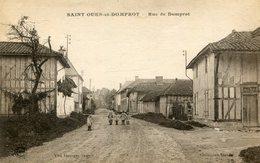 SAINT OUEN ET DOMPROT - France