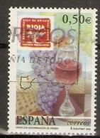 ESPAÑA 2002 EDIFIL 3910 USADO - 1931-Today: 2nd Rep - ... Juan Carlos I