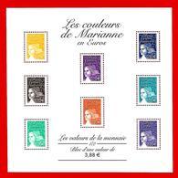 Fr. -- FRANCE  Bloc  &  Feuillet  --  2002  N° BF 44**  Neuf - Sheetlets