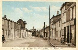 SAINT REMY EN BOUZEMONT - France