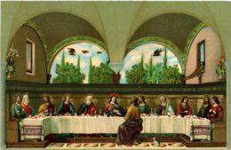 CPA STENGEL Cenacolo (744921) - Pittura & Quadri