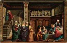 CPA STENGEL 29342 La Nascita Della Vergine (744984) - Pittura & Quadri