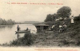 REUIL SUR MARNE(PEINTRE) - France