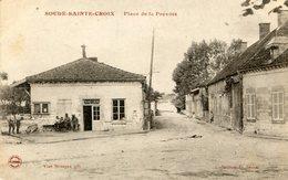 SOUDE SAINTE CROIX - France